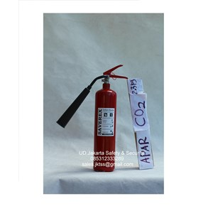 tabung alat pemadam kebakaran api ringan gas CO2 2.3  harga murah jakarta