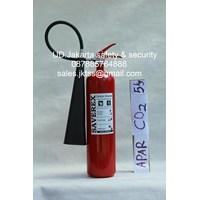 Jual tabung isi alat pemadam kebakaran api ringan gas co2 5 kg murah jakarta 2