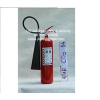 tabung isi alat pemadam kebakaran api ringan gas co2 5 kg murah jakarta 1