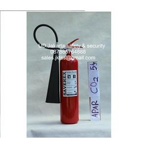 tabung isi alat pemadam kebakaran api ringan gas co2 5 kg murah jakarta
