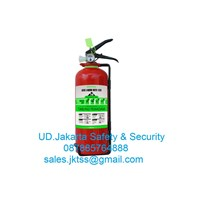 tabung isi clean agent pemadam kebakaran api ringan gas hcfc merdeka 1 kg murah  1