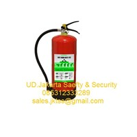 Alat pemadam kebakaran api ringan gas HCFC clean agent merdeka  6 kg berkualitas 1