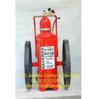 fire exthinguisher spbu catridge alat alat pemadam kebakaran api besar 75 kg trolly murah 1