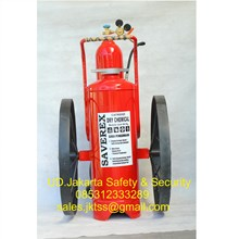 fire exthinguisher spbu catridge alat alat pemadam kebakaran api besar 75 kg trolly murah