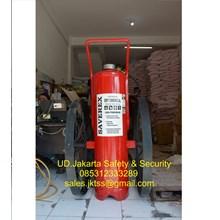alat alat pemadam kebakaran api besar catridge tabung isi racun api 100 kg trolly spbu murah