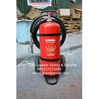 Jual fire exthinguisher alat alat pemadam kebakaran api besar tabung catridge 25 kg trolley china murah 2