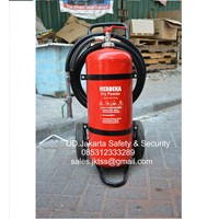 fire exthinguisher alat alat pemadam kebakaran api besar tabung catridge 25 kg trolley china murah 1