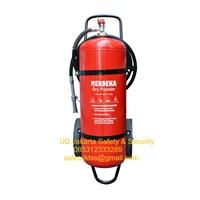 fire exthinguisher alat alat pemadam kebakaran api besar APAB DCP 50 kg trolly china harga murah 1