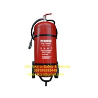 distributor fire exthinguisher tabung alat alat pemadam kebakaran racun api besar 75 kg trolley china harga murah jakarta 1