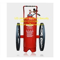 alat alat pemadam kebakaran api besar SPBU merdeka pro 60 kg trolly harga murah jakarta 1
