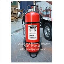 alat alat pemadam kebakaran api besar racun api beroda saverex 40 liter trolly china murah