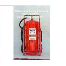 fire exthinguisher alat alat pemadam kebakaran api besar saverex 55 liter trolly harga murah