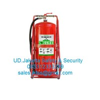 fire exthinguisher pemadam api besar clean agent gas HCFCmerdeka 50 kg trolley harga murah 1