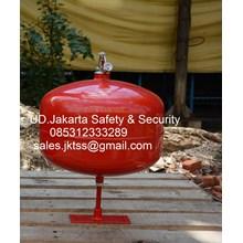 alat pemadam kebakaran api otomatis thermatic mini 9 kg powder blue