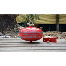 alat pemadam api ringan APAR thermatic mini 3 kg powder yellow