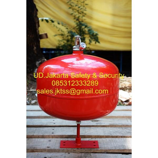 alat pemadam kebakaran api ringan thermatic mini 9 kg media GAS HCFC-123