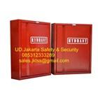 hydrant box indoor type A1 CS 1 import tanpa kaca  complete set 1