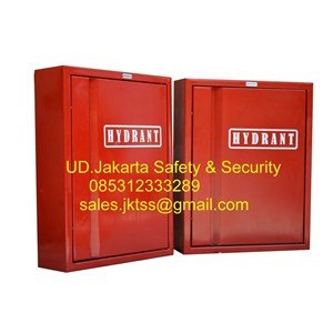 hydrant box indoor type A1 CS 1 lokal tanpa kaca complete set