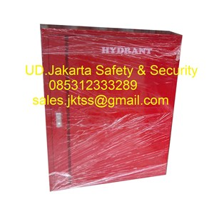 Hydrant box indoor type A2 CS 1 tanpa kaca import merdeka complete set
