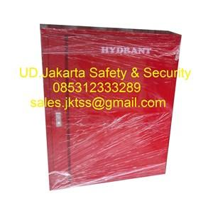 Hydrant box indoor type  A2 CS 2 lokal with glass complete set merdeka harga murah