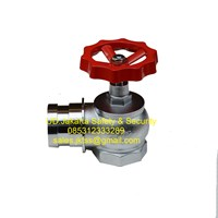 Beli Hydrant box indoor merdeka type A2 CS 2 import tanpa kaca complete set harga terjangkau 4