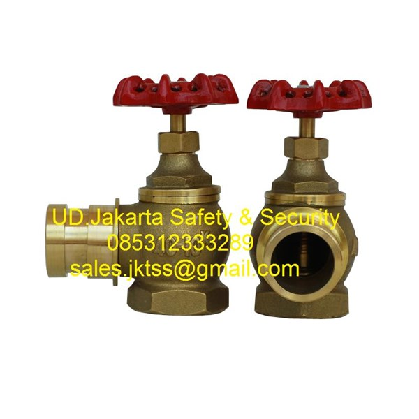 Hydrant box indoor merdeka type B CS 1 with glass lokal complete set berkualitas