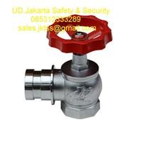 Hydrant box indoor merdeka type B CS 1 import tanpa kaca complete set harga murah Murah 5