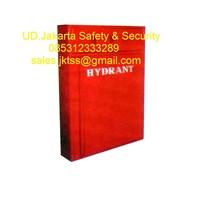 Hydrant box indoor type B CS 1 lokal tanpa kaca complete set harga murah berkualitas