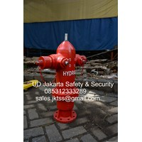 Hydrant pillar two way  merdeka murah jakarta 1