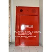 Jual hydrant box B merdeka indoor tanpa kaca with slotfire alarm murah  2