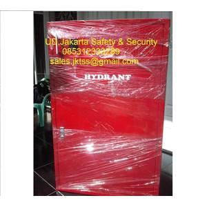 hydrant box b indoor merdeka with glass +slotfire alarm murah jakarta