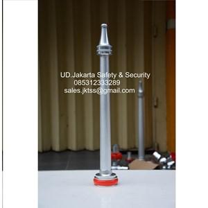 Dari jet nozzle machino alumunium import ukuran 1-5 inch 0