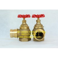 hydrant valve machino kuningan 2 inch angel fire valve hydrant  murah jakarta 1