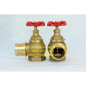 hydrant valve machino kuningan 2 inch angel fire valve hydrant  murah jakarta