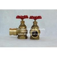 hydrant valve machino kuningan ukuran 2-5 inch berkualitas 1