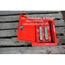 TERMINAL BOX FIRE ALARM TBFA 12/24 PAIRS  HARGA MIURAH JAKARTA