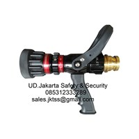 handline spray gun nozzle style 366 protek + adaptor john morris 1.5 inch 1