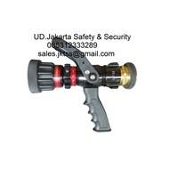 air spray gun double nozzle safety pemadam air 366 protek + adaptor machino 1.5 inch 1