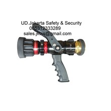 air spray gun double nozzle safety pemadam air 366 protek + adaptor machino 1.5 inch