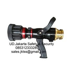 pistol gun spray nozzle protek 368 NHT  +adaptor john morris 2.5 inch murah
