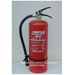 TABUNG ALAT PEMADAM KEBAKARAN API AMPUH FIRE EXTHINGUISHER DCP APAR ABC DRYCHEMICAL POWDER ISI PINK 3 KG HARGA MURAH JAKARTA
