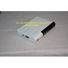 DVR RECORDER SD CARD FOR CCTV INDOOR OUTDOOR KAMERA 4 CHANNEL  MURAH