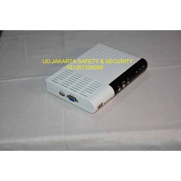 CCTV & DVR 4 Channel