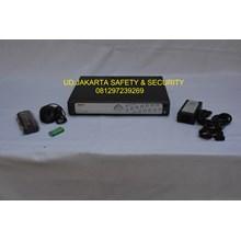 DVR CCTV JUAN 8 CHANNEL CAMERA HD BOARD MANUAL INDOOR OUTDOOR MURAH