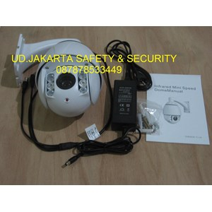 PTZ CAMERA OPTICAL ZOOM DOME INDOOR OUTDOOR CCTV CONTROLLER HD MURAH