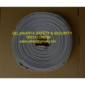 SELANG AIR PEMADAM KEBAKARAN CANVAS FIRE HOSE 1-5X20 METER 13 BAR