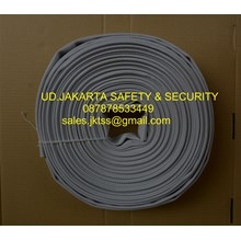 FIRE HOSE SELANG AIR PEMADAM KEBAKARAN 13 BAR CANVAS 2X20 METER MURAH