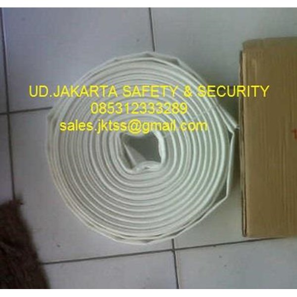 FIRE HOSE KAIN SELANG AIR PEMADAM KEBAKARAN 3X20 METER CANVAS 13 BAR