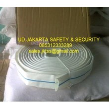 FIRE HOSE HYDRANT SELANG AIR PEMADAM 4X20 METER 13 BAR CANVAS MURAH