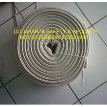 FIRE HOSE CANVAS TPU 13 BAR SELANG AIR PEMADAM KEBAKARAN 3X30 METER